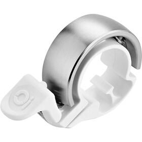 Knog Oi Classic Ringeklokke Limited Edition hvid/sølv